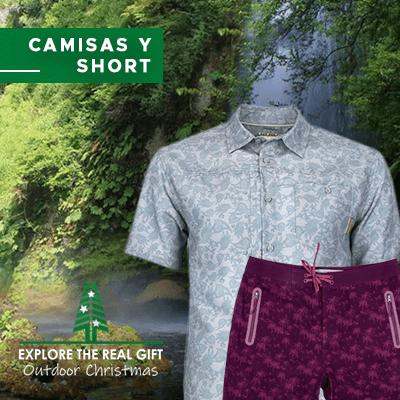 Camisas y Short