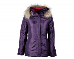PARKA MUJER OUTDOOR ROTHENBURG