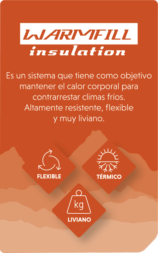 WARMFILL INSULATION